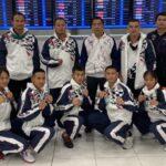 นักมวยสากล กลุ่มกำปั้นเยาวชนไทยเดินทางไปสู้ศึกชิงชนะเลิศโลกที่ประเทศโปแลนด์แล้ว